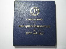 More details for presentation box with 2 x 1953 currency issue 9 coin sets in plastic unc
