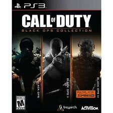 Call of Duty: Black Ops Collection - Playstation 3 (PS3) Brand New Free Shipping