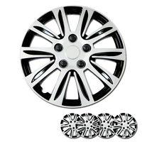 For Chevy New 15 inch Hubcaps Silver Rim Wheel Covers Hub Cap Full Lug Skin 547