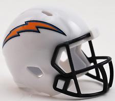LOS ANGELES CHARGERS NFL Riddell Speed POCKET PRO Mini Football Helmet