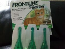 New listing Frontline Plus Flea and Tick Treatment Control for Cats and Kittens 6 Doses