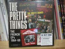 """French EP's (RSD Box Set ) [7"""" VINYL] The Pretty Things Vinyl"""