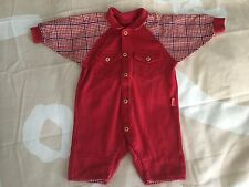 SIZE.000 FRED BARE BABY ROMPER