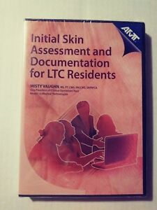 INITIAL SKIN ASSESSMENT and Documentation for LTC Residents (DVD, 2010)  AMT