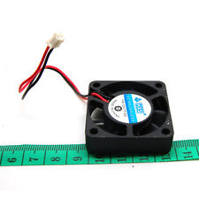 12V 2-Pin DC Cooling Fan 40mm 40x40x10mm 4cm 4010s 9Blade Brushless Cooler sx
