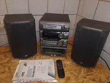 JVC Musikanlage ( Cassettendeck defekt ) gebraucht z. B. für die Kellerbar
