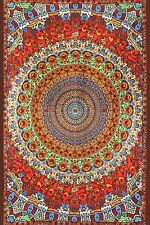 3D Grateful Dead Bear Vibrations Tapestry Festival Sheet Curtain Wall Art 60x90""