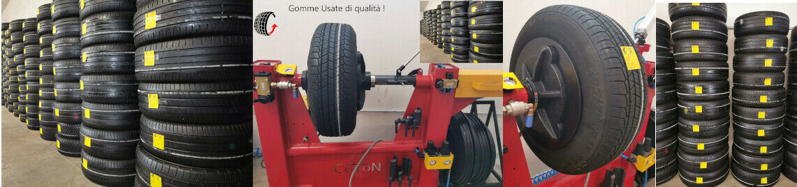 GOMME USATE TORINO PNEUMATICI