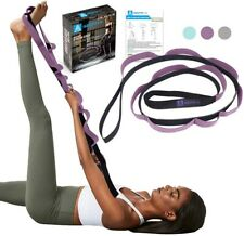 Workout Equipment For Home Elastic Stretching Strap Band 11 Loops Gym Therapy