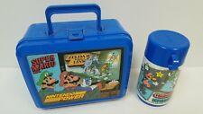 Nintendo - Vintage 1989 NINTENDO POWER SUPER MARIO BROS. Lunch Box w/ Thermos