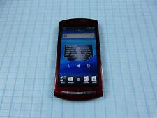 Sony Ericsson Xperia Neo V mt11i rojo usado!! sin bloqueo SIM! top estado rar!!