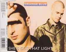 orange blue - She s Got That Light (Maxi-CD), gebraucht (0122)