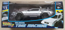 Welly Retour vers le futur 1/24 die cast DeLorean voiture Flying Version (neuf)