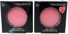 (2) Revlon Photoready Cream Blush New & Unused 350 - Smitten