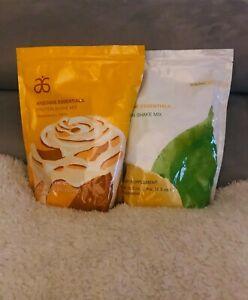 Arbonne Essentials - Vanilla & Cinnamon Protein Shake Mix 2LB Bag each Fresh!
