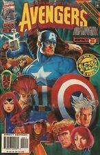 1996 September Avengers Marvel Comic Book #402