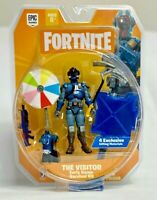 Fortnite The Visitor Early Game Survival Kit Action Figure Sealed New