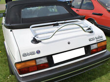 Classic Saab 900 Convertible Trunk/Boot | Luggage Rack ; No Clamps = No Damage