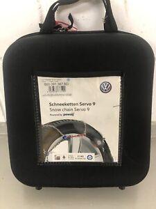 Original VW Schneeketten - 000091387BD