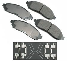 Front Disc Brake Pads Akebono ProACT for Nissan Xterra Frontier Pathfinder NV200