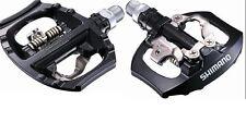 Pedale Shimano MOD. PD-A530L + Schuhplatten Doppel Funktion/pedals