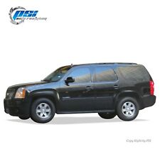Black Paintable OE Style Fender Flares 2007-2011 GMC Yukon Full Set