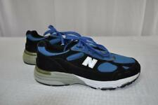 Men's New Balance 993 Blue & Black Sneakers Shoes Shoes Size 10