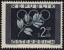 Austrian Olympics Stamps