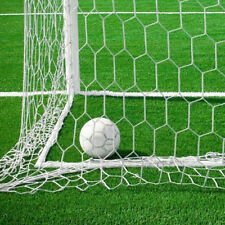 16.4 x 6.5FT Football Soccer Goal Post Net Outdoor Sports Training Match Net