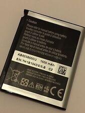Samsung AB653850CU Genuine Original Battery - i900 I8000 I9020 I9023 I7500 Nexus