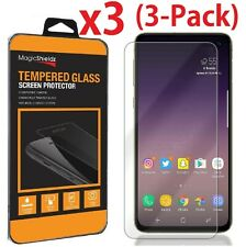 3-Pack Premium Real Tempered Glass Screen Protector for Samsung Galaxy S10e