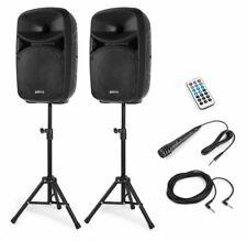 Vonyx VPS102A Plug & play 600W Lautsprecherset mit Ständer