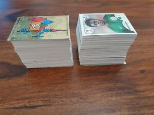 Panini World Cup Russia 2018 loose set - 651 stickers - Only 19 missing