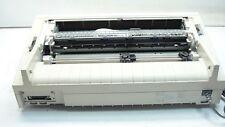 EPSON LQ-1170 Wide Carriage Dot Matrix Printer Missing Feed Tray