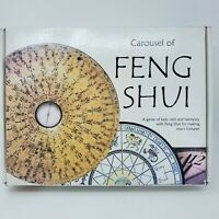 Carousel of Feng Shui Game of Luck Skill Harmony Fortune by Gamelot 2004 Ages 7+