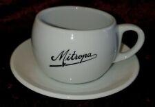 MITROPA große Tasse o. Suppentasse mit Untertasse - Die Fahrt nach Berlin 1987
