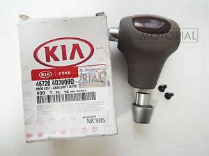 2006-2014 KIA SEDONA CANIVAL Genuine OEM Gear Shift Knob