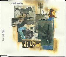 Blue rodeo CRASH VEGAS You and Me CANADA PROMO DJ CD