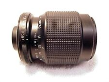 70-210 f4.0-5.6 One Touch Tamron Close Focus Macro Lens | Nice | Tests Fine |
