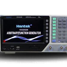 HDG2022B Arbitrary Waveform Function Generator 2CH 20M 16Bit 250MSa 64M Memory