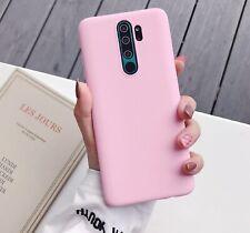 Carcasa Funda Silicona Para Movil Xiaomi MI 9 Redmi 8 7A Note Lite Pro Rosa