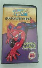 """Spiderman vhs  cassette 1996 """" the venom saga """""""