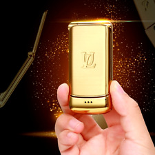 "Smallest Flip Ulcool V9 Phone 1.54""Screen Bluetooth FM Lost Dual Sim Unlocked"