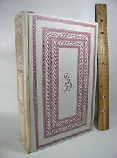Personal History of David Copperfield by Charles Dickens 1937 w/sleeve Heritage