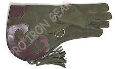 Falconry Nubuck Leather Glove Large