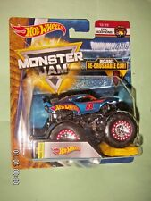 HOT WHEELS 2018 MONSTER JAM TRUCK  Hot Wheels  EPIC ADDITIONS 12/15 1:64 SCALE