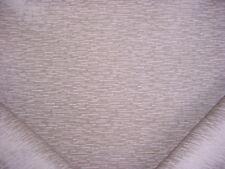 5-1/2Y Kravet Smart 34731 Light Frost Gray Bar Strand Chenille Upholstery Fabric