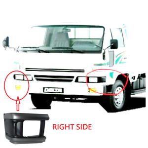 Right Front Corner Piece for Daihatsu Delta V57 Truck 2004 Grille Headlamp Cover