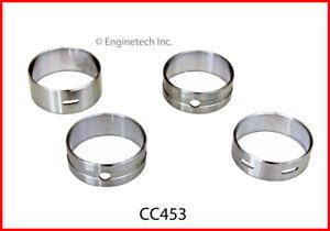 Enginetech Camshaft Bearing Set CC453