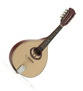 NEW OZARK 2001 ROMANIAN STYLE MANDOLIN SOLID TOP BACK AND SIDES SATIN FINISH